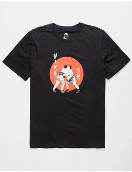 Nike Sb Wrestler Mens T Shirt by Nike Sb