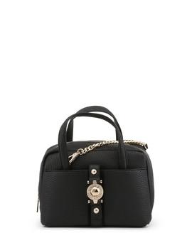 Black Embellished Grab Bag by Versace Jeans                                      Sold Out