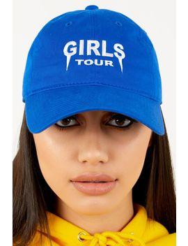 Girls Tour Hat   Royal Blue by Sorella
