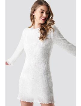 Ls Sequin Transparence Dress by Pamela X Na Kd