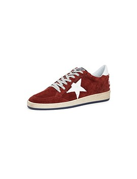 Ball Star Sneakers by Golden Goose