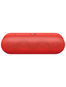 Beats By Dr. Dre Pill+ Bluetooth Wireless Speaker   Red by Beats By Dr. Dre