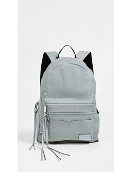 Large Two Zip Backpack by Rebecca Minkoff