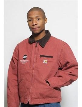 Vintage Carhartt Workwear Jacket by Carhartt
