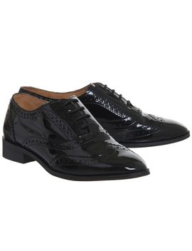 Flapjack Lace Up Brogues by Office