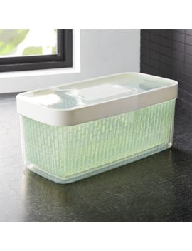 Oxo ® 5 Qt. Greensaver Produce Keeper by Crate&Barrel