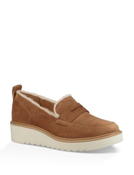 Ugg® Atwater Spill Seam Wedge Loafers by Ugg