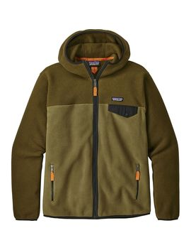 Lightweight Synchilla Snap T Hooded Fleece Jacket   Men's by Patagonia