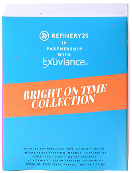 ''bright On Time'' Collection by Exuviance