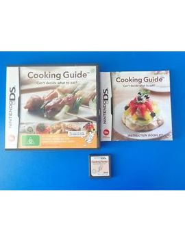 "Cooking Guide   Ds ""Australia"" by Ebay Seller"