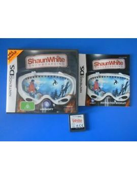 """Shaun White Snowboarding   Ds """"Australia"""" by Ebay Seller"""