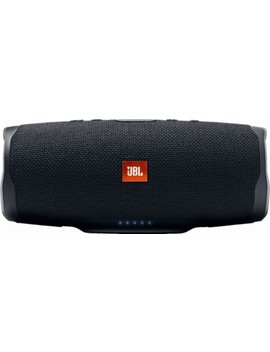 Charge 4 Portable Bluetooth Speaker   Midnight Black by Jbl