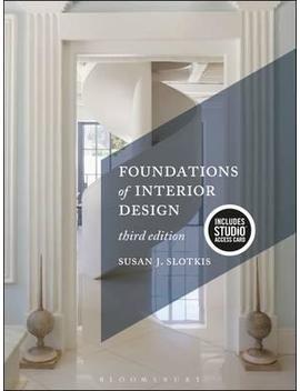Foundations Of Interior Design : Bundle Book + Studio Access Card by Susan J. Slotkis