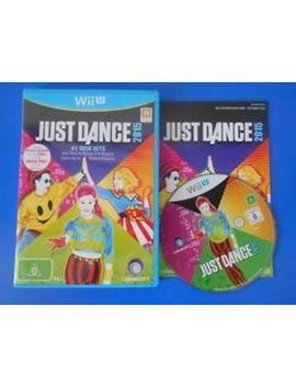 "Just Dance 2015   Wii U ""Australia"" by Ebay Seller"