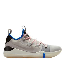 Nike Men's Kobe Ad Exodus Basketball Shoes   Grey by Sport Chek