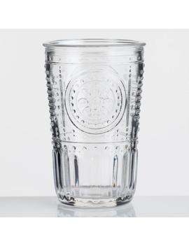 Clear Verona Tumblers Set Of 4 by World Market