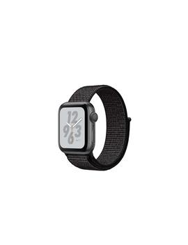 AppleWatch Nike+ Series4 Gps, 40mm Space Gray Aluminum Case With Black Nike Sport Loop by Apple