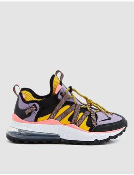 Air Max 270 Bowfin Sneaker In Atomic Violet by Nike