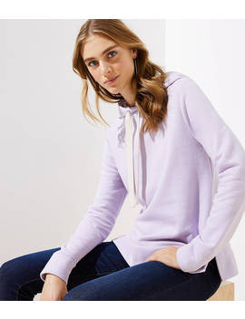 Cozy Terry Hoodie by Loft