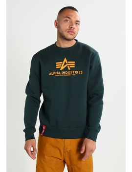 Basic Sweater   Sweatshirt by Alpha Industries