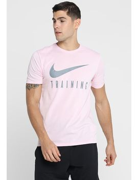 Dry Tee    T Shirts Med Print by Nike Performance