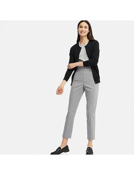 Women Ezy Ankle Trousers by Uniqlo