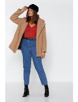 Are You Faux Fur About That Coat by Nasty Gal