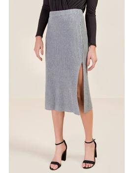 Joss Sweater Pencil Skirt by Francesca's