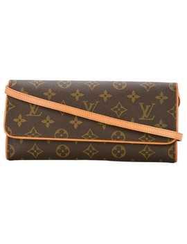 Twin Pm Shoulder Bag by Louis Vuitton Vintage