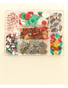 300 Piece Embellishment Set by Zulily