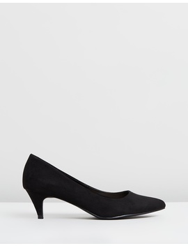 Darcie Kitten Heels by Dorothy Perkins