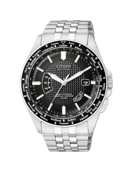 Mens Citizen World Perpetual A T Radio Controlled Watch Cb0020 50 E by Citizen
