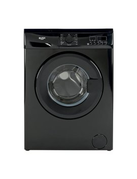 Bush Wmdf814 B 8 Kg 1400 Spin Washing Machine   Black by Argos