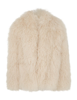 Shearling Jacket by Saint Laurent