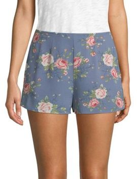 Sawyer Printed Shorts by Show Me Your Mumu