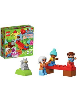 Lego Duplo Birthday Picnic   10832 by Argos