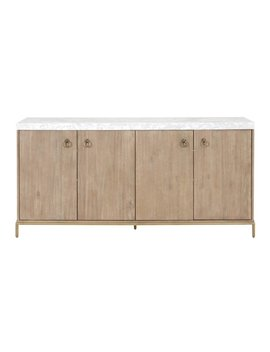 Foundry Select Brookby Place Media Sideboard & Reviews by Foundry Select