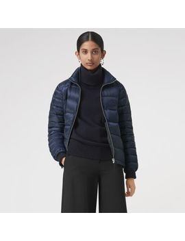 Down Filled Puffer Jacket by Burberry