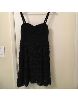 Black Nanette Lepore Party Dress by Nanette Lepore