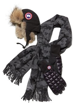 Northern Glove Liner, Black by Canada Goose