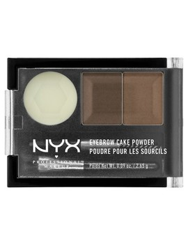 Nyx Professional Makeup Eyebrow Cake Powder by Nyx Professional Makeup