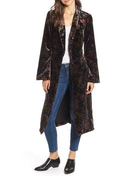Chrystin Velvet Robe by Paige