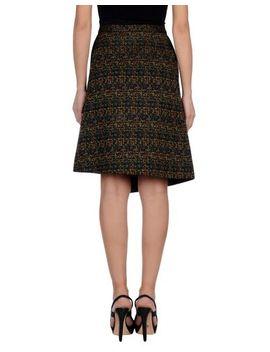 Annemie Verbeke Knee Length Skirt   Skirts by Annemie Verbeke