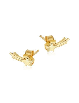 Shooting Star Studs by Missoma