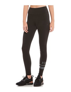 Athletic Logo Legging by Puma