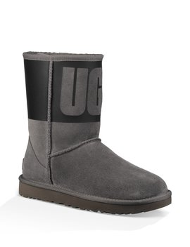 Ugg® Classic Short Rubber Boots by Ugg