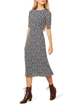 Prima Midi A Line Dress by Reformation