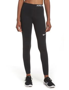 Pro Mid Rise Training Tights by Nike