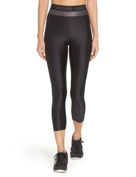 Pro Hyper Cool Crop Leggings by Nike