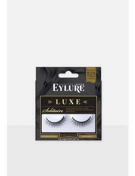 Eyelure Luxe Solitaire False Lashes by Missguided